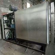 出售二手14平方制藥廠真空冷凍干燥機北京