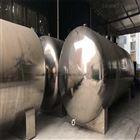 CY-01二手304不锈钢储罐回收转让