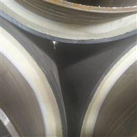 DN400熱力管道直埋供熱管網布置