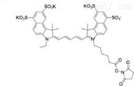 Sulfo-Cyanine7.5 NHS ester荧光染料