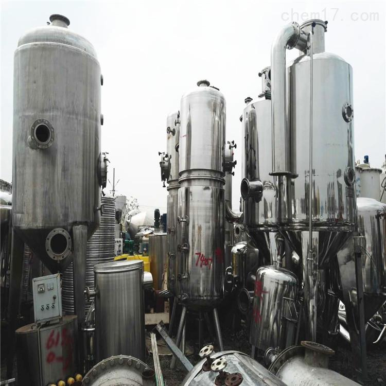 二手浓缩蒸发器的回收利用价值