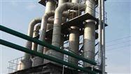 长期回收污水处理2吨MVR高效节能蒸发器