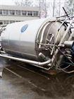 低价出售5000升二手不锈钢乳品发酵罐