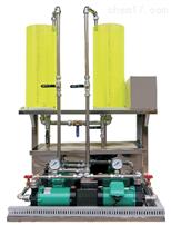 VS-SAS03二容液位流量控制實驗裝置