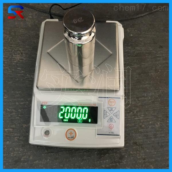 PTF-B3000电子天平价格 (规格3KG/0.1g)