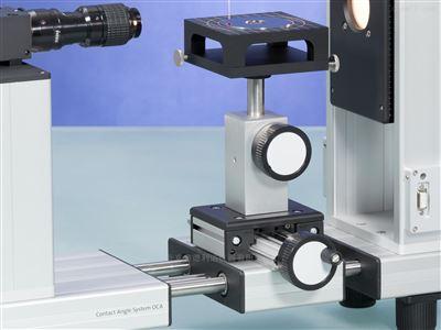 OCA25视频光学接触角测量仪
