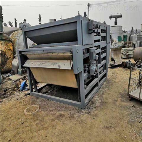 回收处理二手带式压榨过滤机