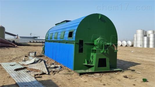 高价收购二手600平方管束干燥机