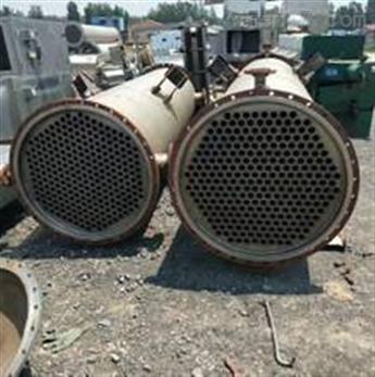 供应二手钛管冷凝器