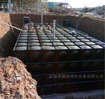 XBZ-108-0.50/15-M-II一体化无焊接消防供水设备哪些优势