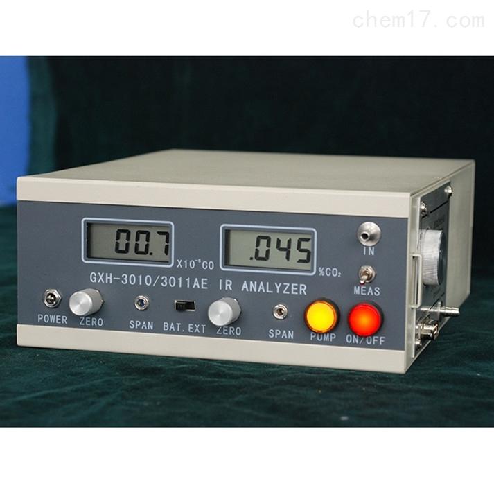 GXH-3010型便携式非分散红外气体分析仪