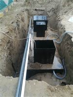地埋式医疗污水处理装置