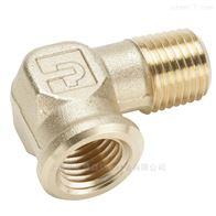 美国PARKER手机版液压黄铜管螺纹接头厂家直销