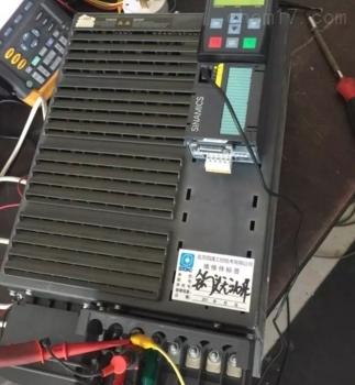 西门子G120变频器炸机冒烟(技术诊断修理)