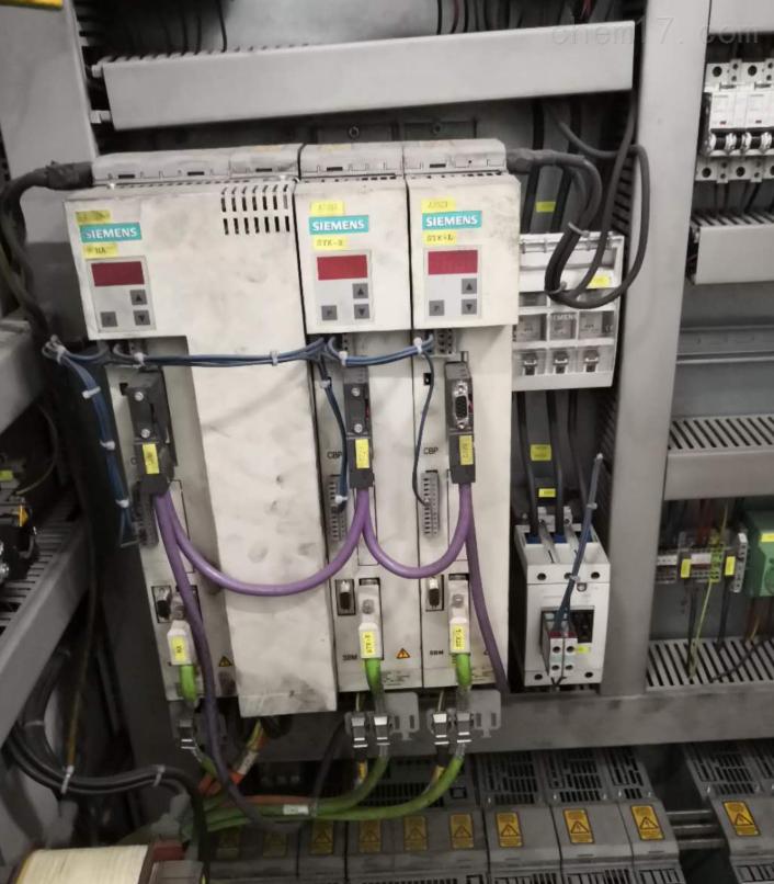 6SE70送电报警F002过电压-变频十年维修诊断