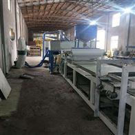 山东大型机制岩棉复合板一体板加工设备