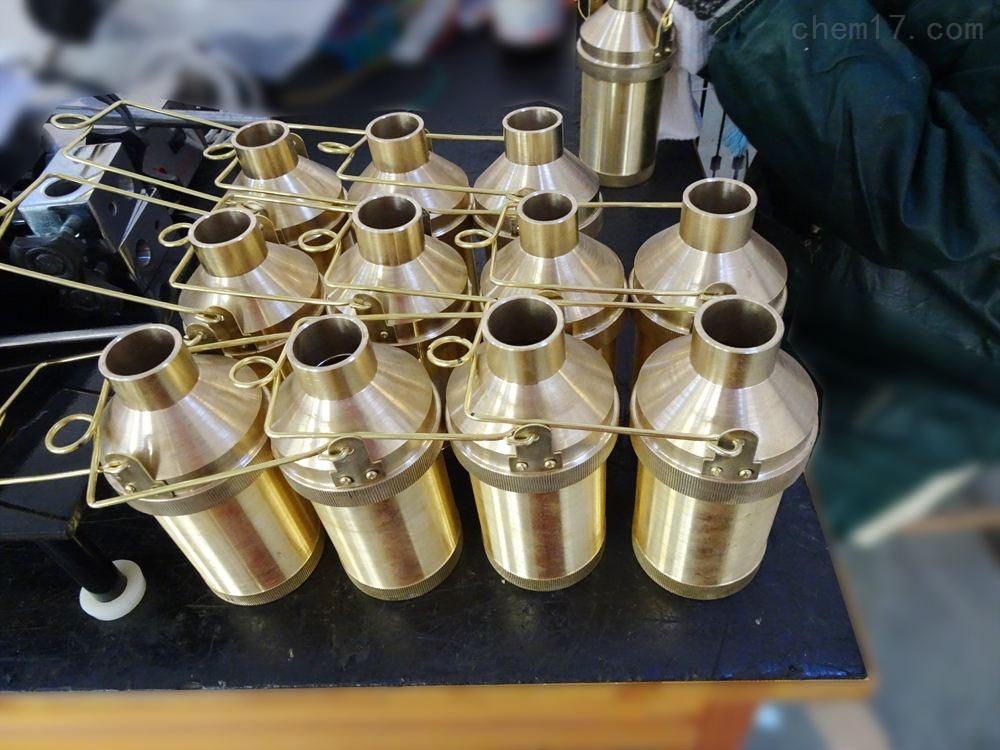 可卸式液体原油采样器