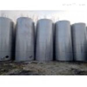 出售二手100立方不锈钢罐