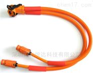 电动汽车高压连接器保持力试验装置