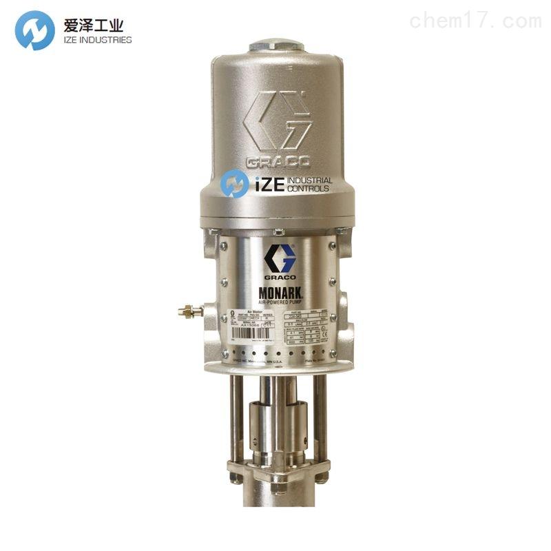 GRACO泵MONARK 2-BALL系列 示例243664