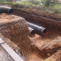 DN400直埋式保溫管供熱管網成型工藝