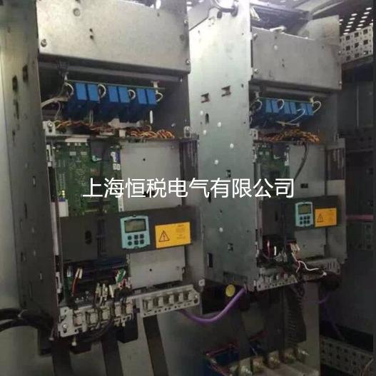 多年修复经验西门子直流控制柜上电就跳闸