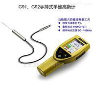 G91G92手持式單維高斯計