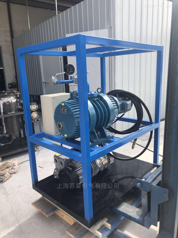 上海≥4000m³/h真空泵真空抽气机组