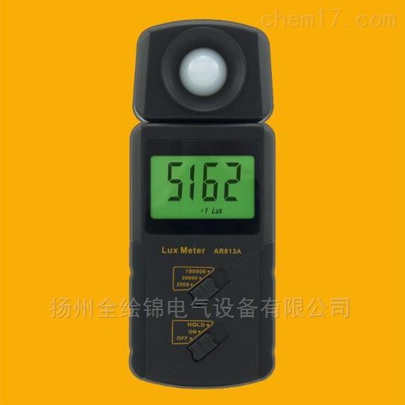 AR813A 一体式数字光照度计