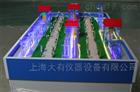 DYG206污水处理厂平面布置模型