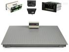 带Modbus通讯PLC控制1吨2吨3吨不锈钢平台秤