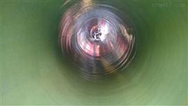 银川排水管道局部修复点状原位树脂固化修复