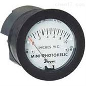 Dwyer Mini-Photohelic® MP微差压开关/表