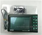 美国EXTECH带可拆卸探头温度图表记录器