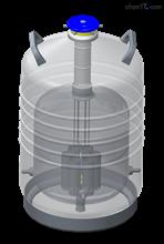 YDS-30B运输储存系列液氮罐