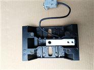 機改電模塊安裝到老款磅秤變成數顯電子稱