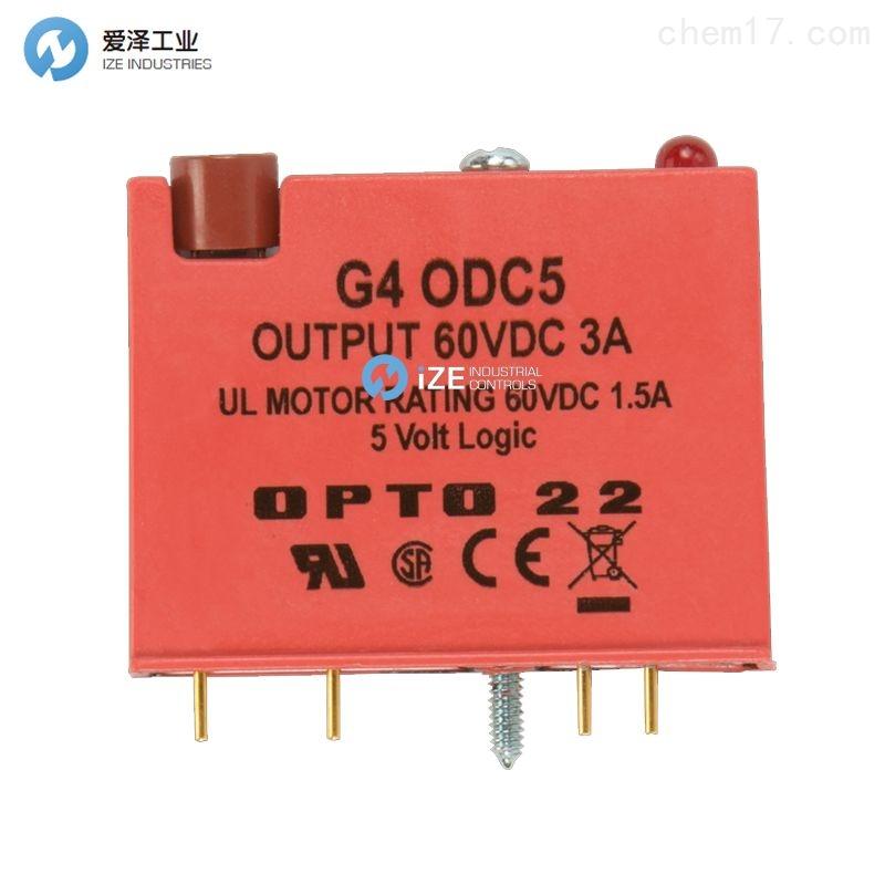OPTO22模块G4系列 示例G4ODC5