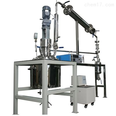 20L不锈钢实验室酯化缩聚反应釜