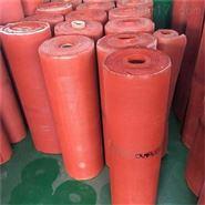 03红色硅胶防火布价格