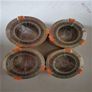 换热器用带筋金属缠绕垫片厂家加工定制