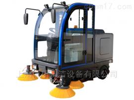 上海電動掃地車上海駕駛式掃地機