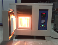 80L1800℃超大爐膛程序馬弗爐精工制作