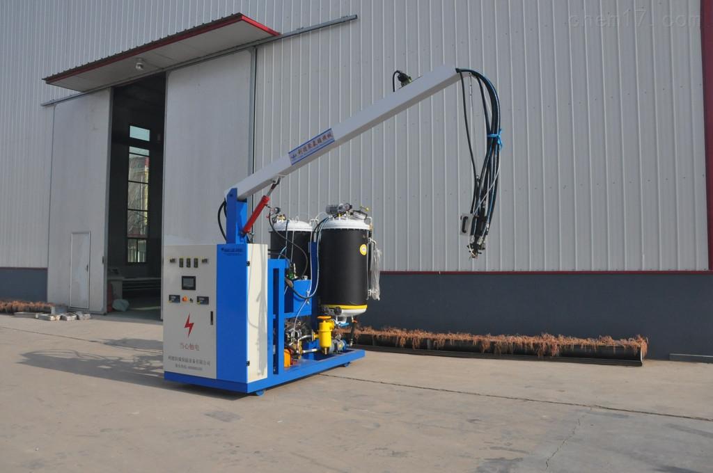 220c型聚氨酯高压发泡机各有特点