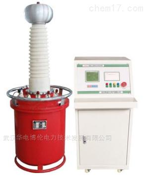 充气式交直流试验变压器