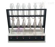 甘肃多功能蒸馏器CYZL-6C氨氮蒸馏装置