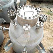 湖北1000升1噸1立方二手不銹鋼高壓反應釜