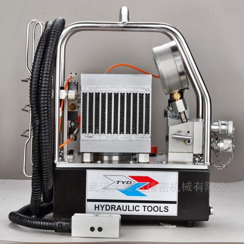 液压扳手专用三级流量泵站