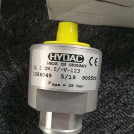 EDS 346-3-400-000hydac压力传感器HDA3840-A-600-124用心已选