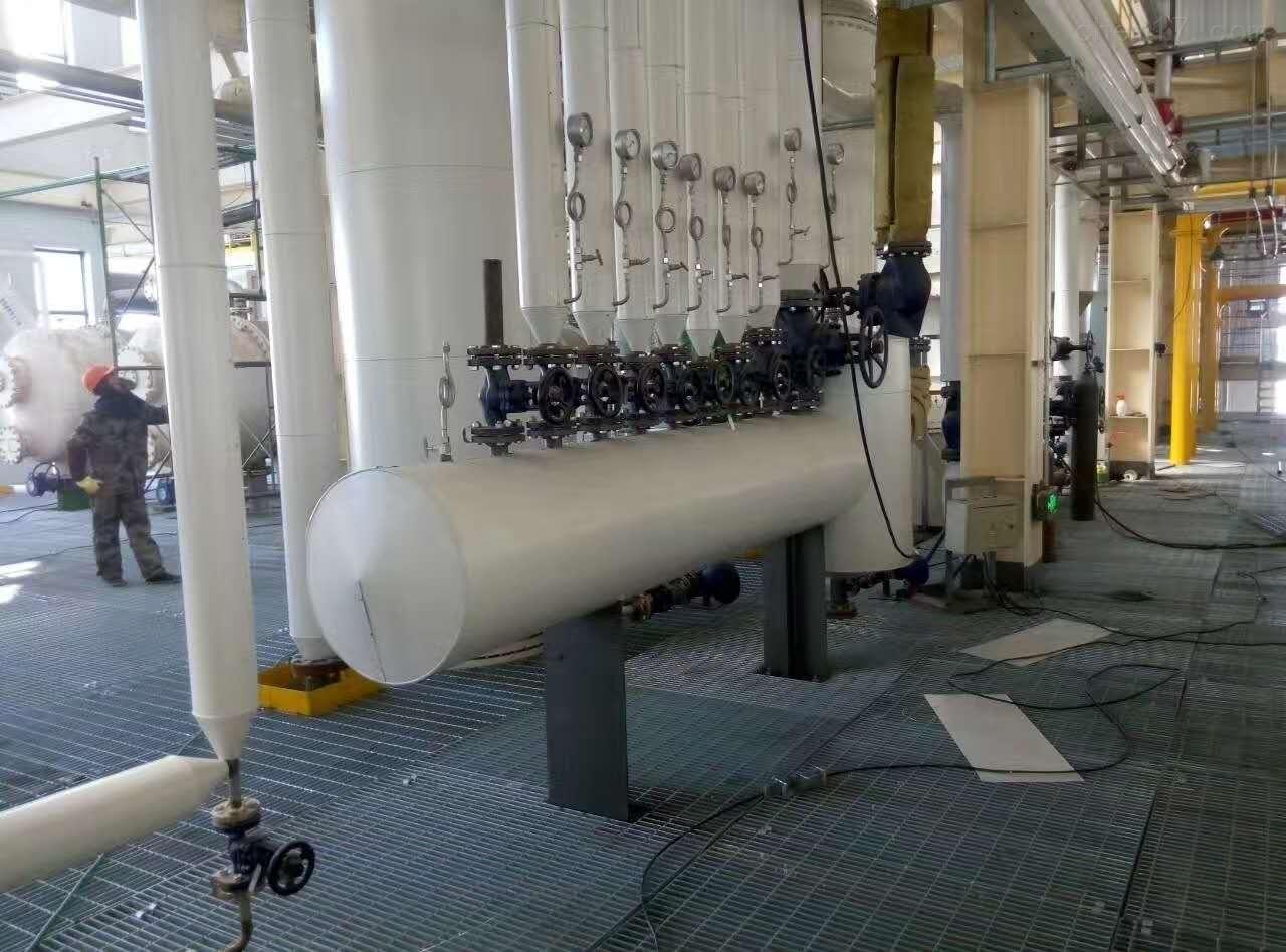 铁皮保温工程,不锈钢管道保温施工
