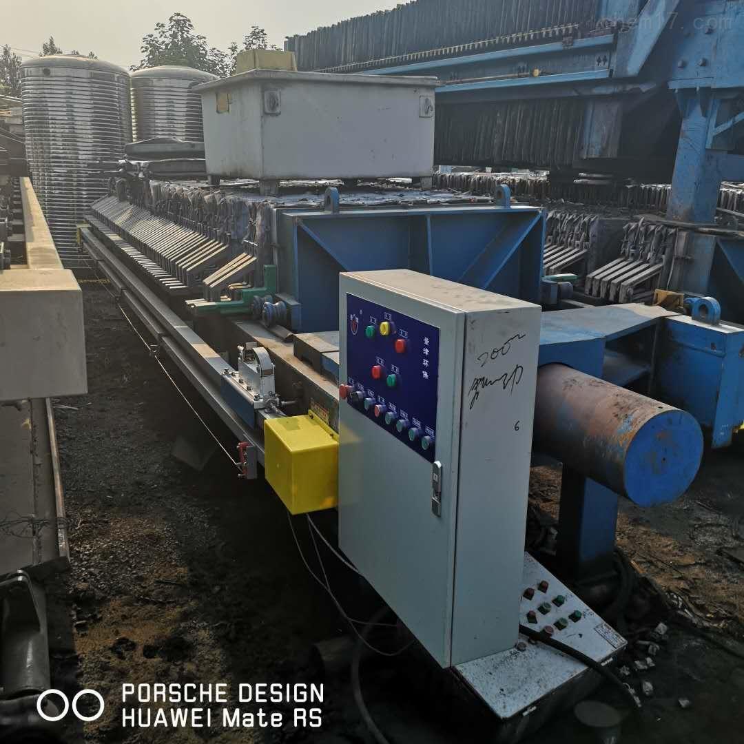 供应专业污泥处理设备压滤机 全国发货